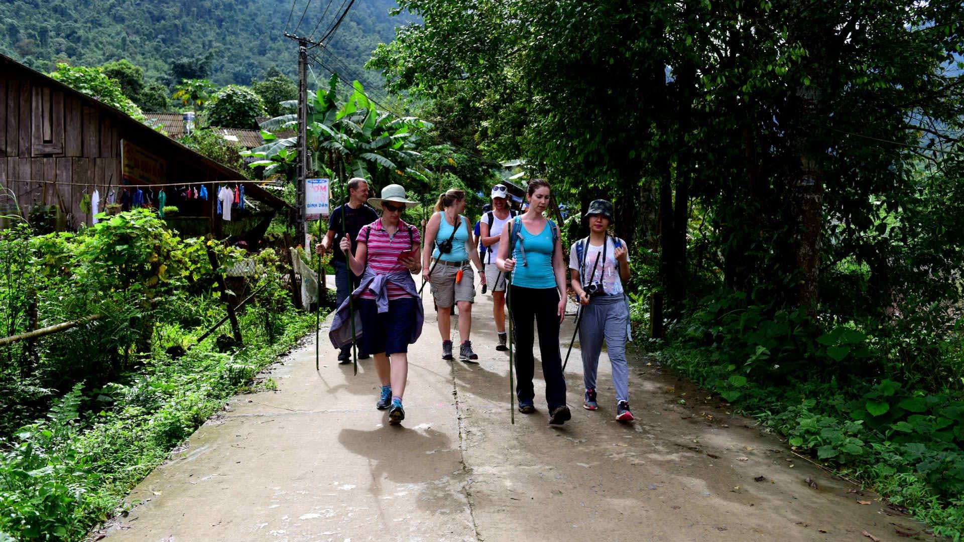Go-Indochine geführte Wanderreise Sapa Vietnam