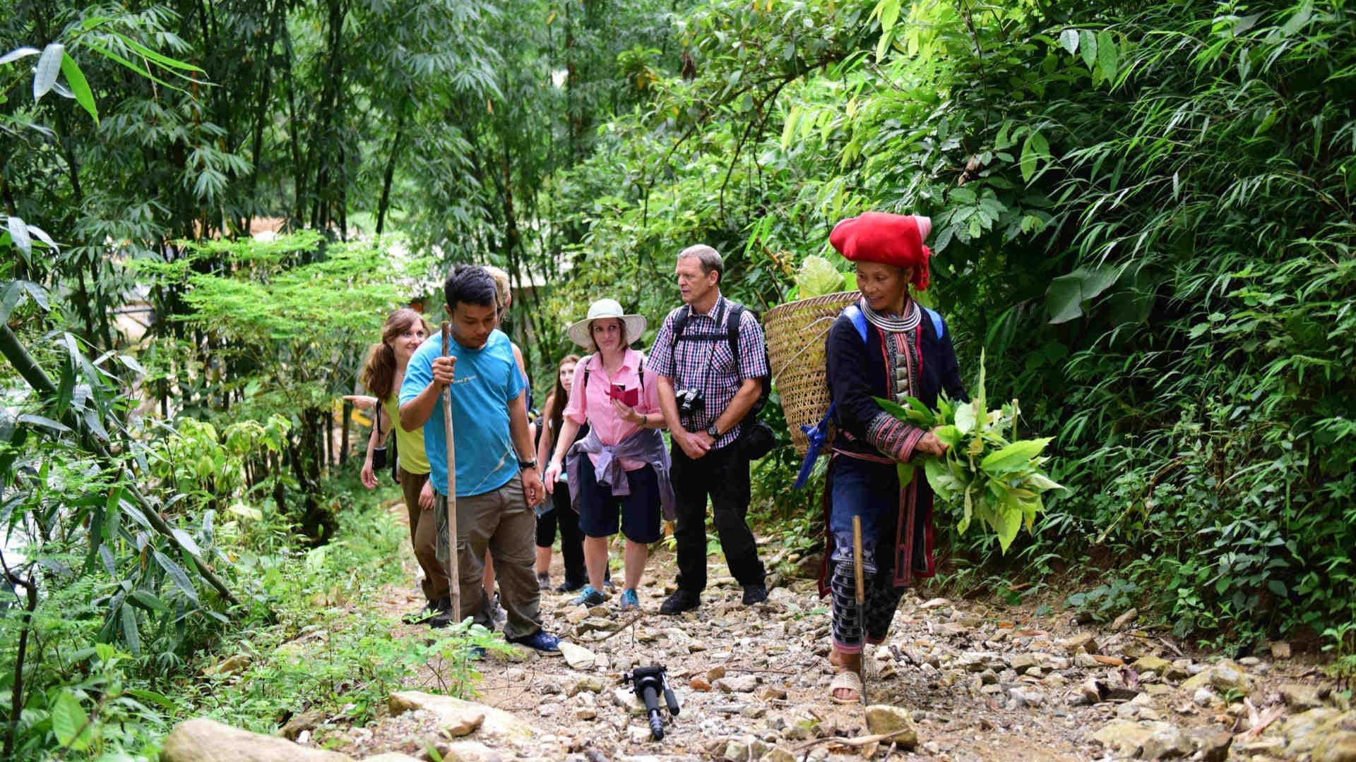 Go-indochine Trekking Tour Sapa Vietnam