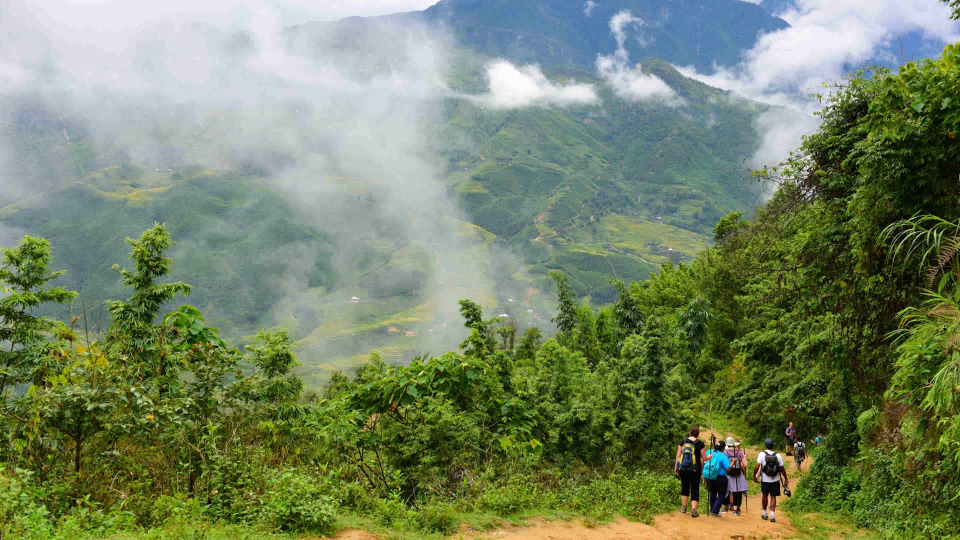 Go Indochine trekking tour Sapa