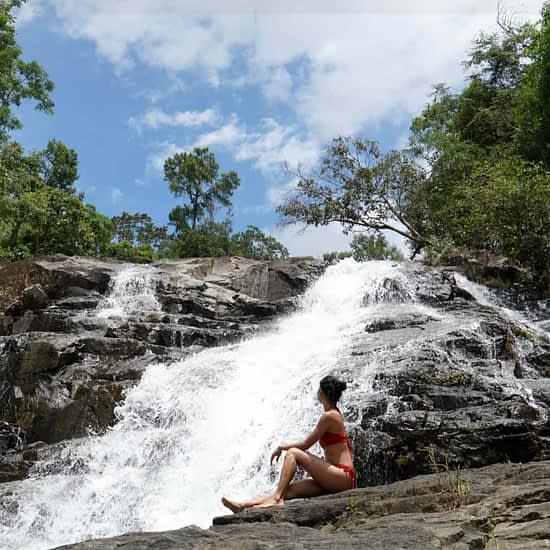 Go Indochine Trekking Reise Wasserfall Dak Lak Vietnam 2019