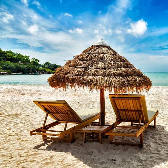 Sihanoukville Beach Cambodia