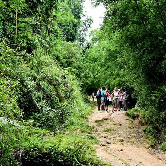 Go-Indochine Trekkingreise mit Führer Nordvietnam