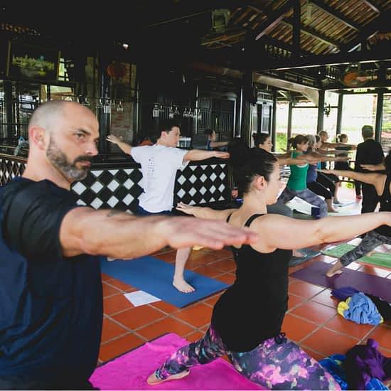 Yoga holiday Vietnam Thailand