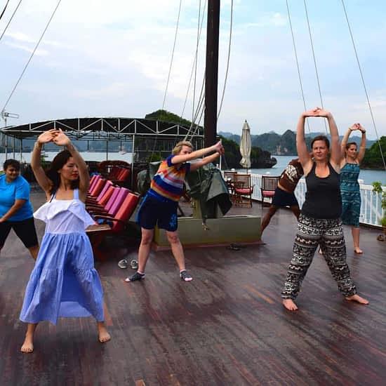 Go-Indochine Halong Bay Cruise Qigong